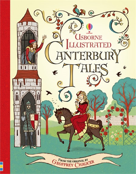 springtime in the canterbury tales My hero my hero: geoffrey chaucer by lavinia greenlaw in troilus and criseyde, chaucer takes risks,  agbabi updates the canterbury tales with contemporary characters, .